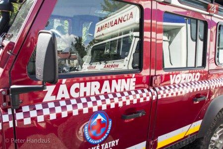 Veľká tragédia v Tatrách: O život prišiel turista aj člen personálu Zbojníckej chaty