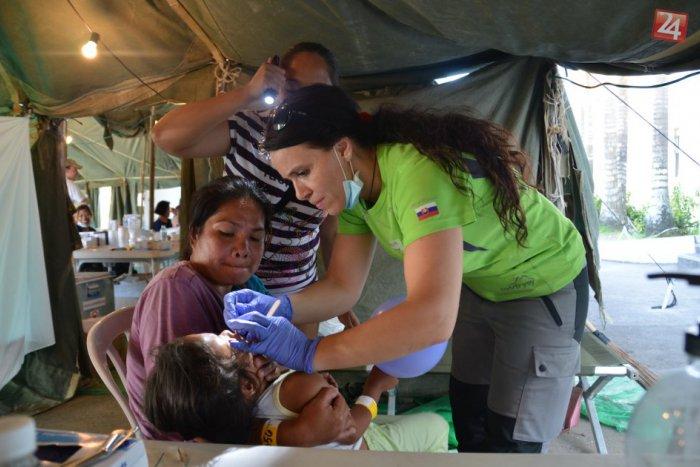 Ilustračný obrázok k článku Záchranári po návrate z Filipín: Najhoršie bolo, keď sme nedokázali pomôcť