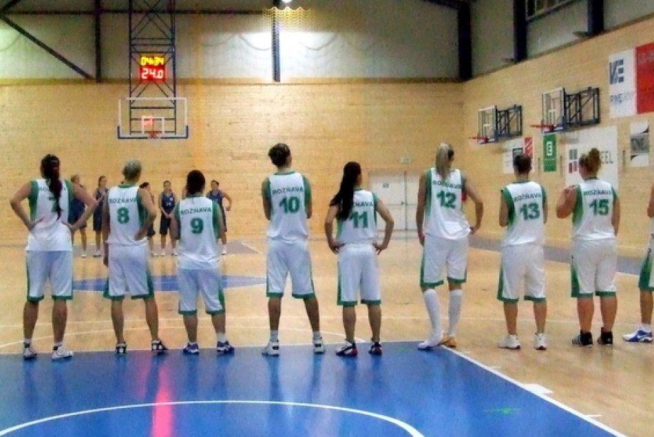 Roznava-Slovan basket