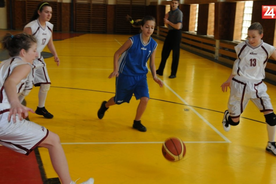 Basketbal Zvolen 11-03-06