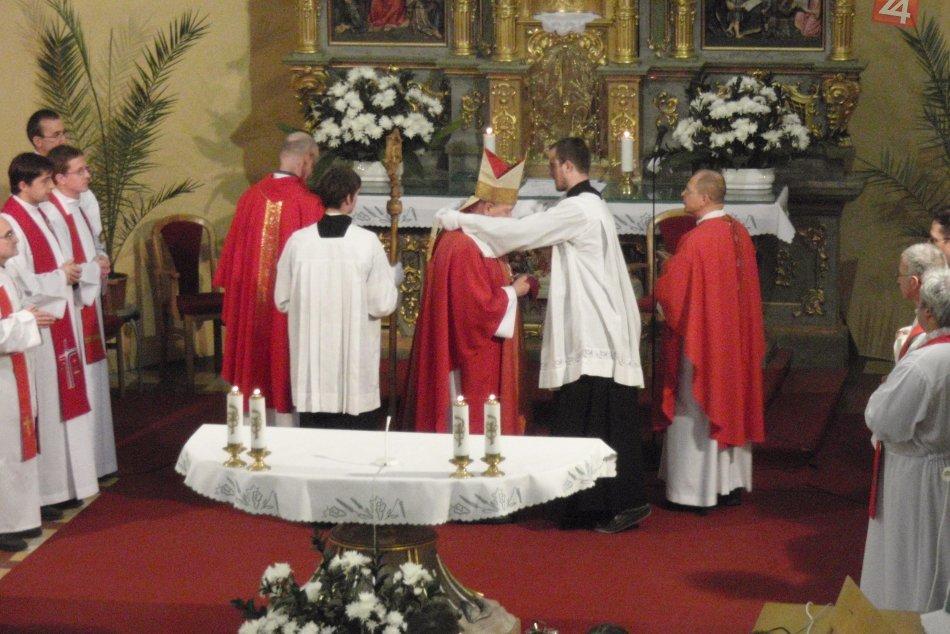 Posvätenie nového organa