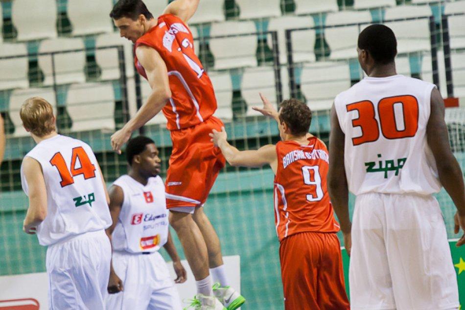 Basketbalová extraliga mužov 2.kolo - dohrávka