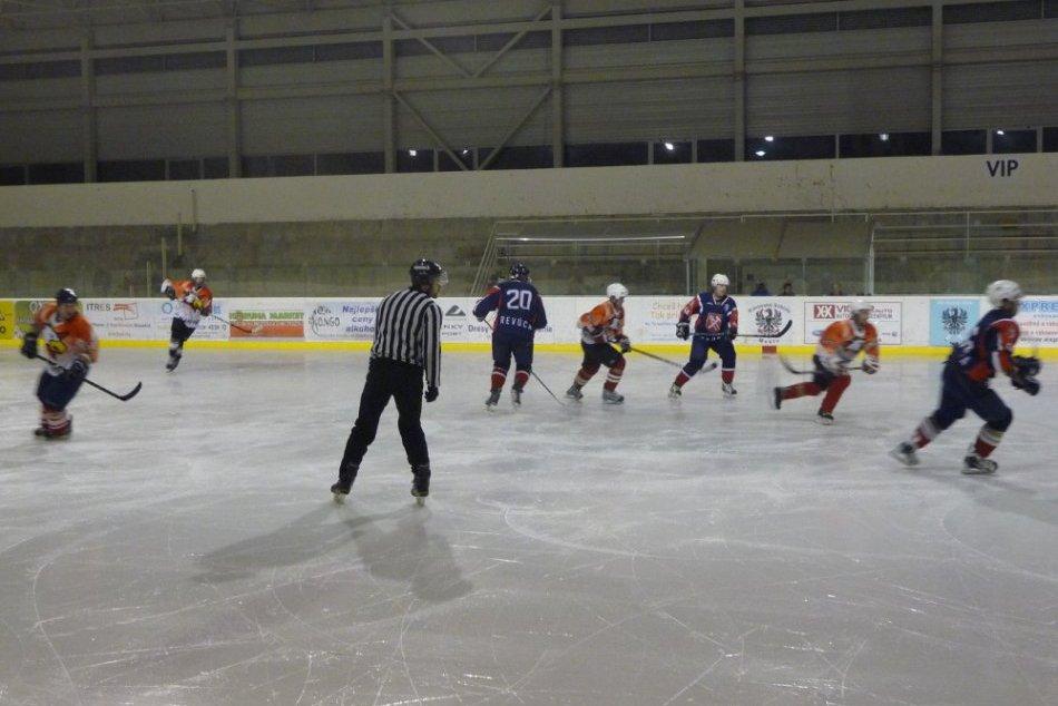 MHK Magnezit Revúca 1. semifinále
