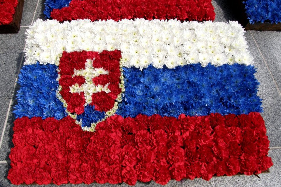 Kvetinové zástavy
