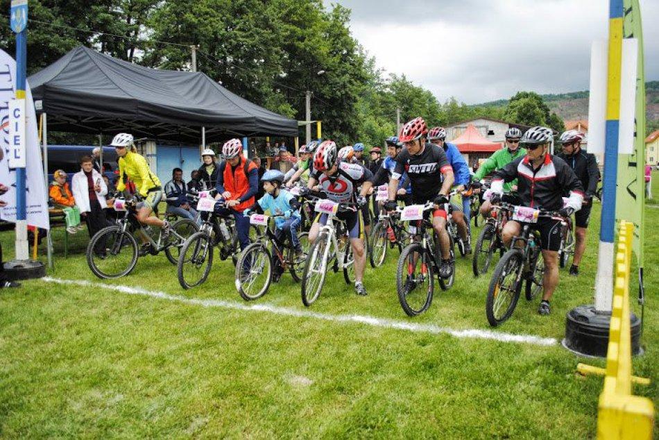 Prvý ročník Horskej cykločasovky v Machulinciach