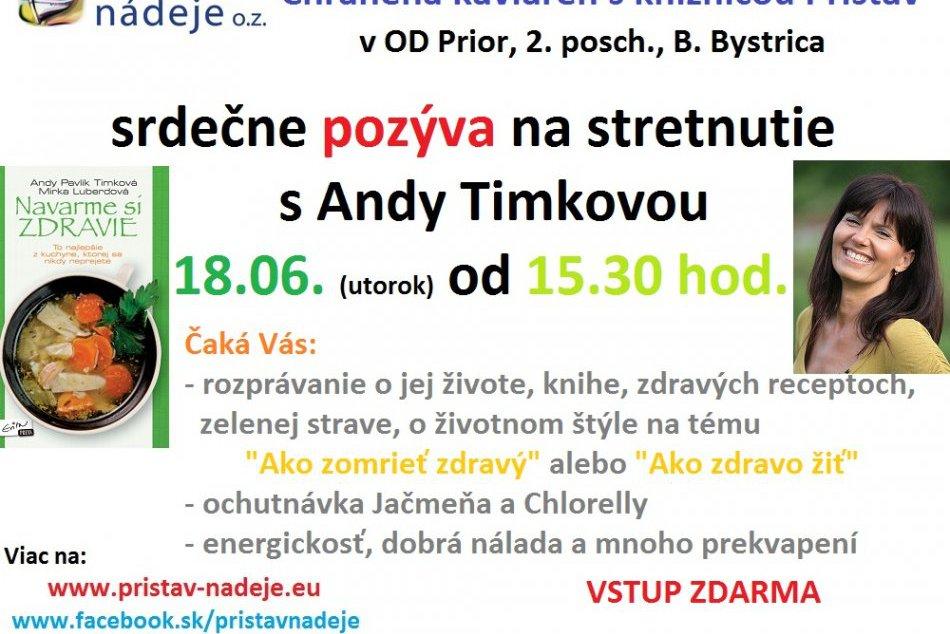 OZ Prístav nádeje Andy Timková