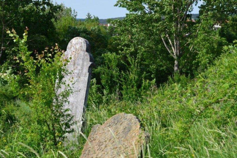 Židovský cintorín Bojná