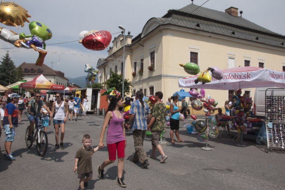 Dni mesta Revúca 2013 - sobota