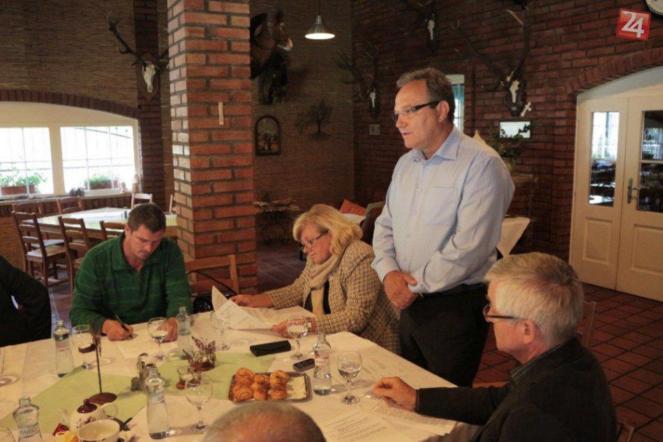 Stretnutie OZ Mikroregión Kremnica a okolie