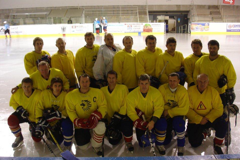 Hokejisti Revúcej