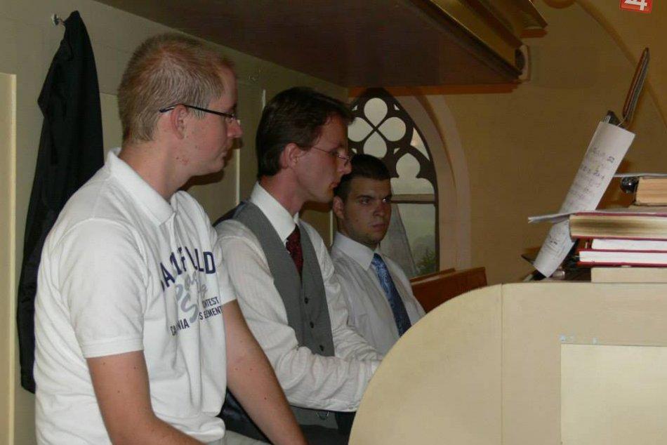 Pri Bystrici pripravili organovú nedeľu