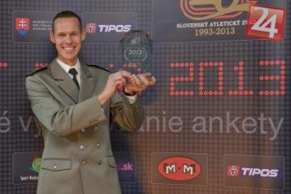Chodec Matej Tóth (30) Atlétom roka 2013: Pre mňa to bol najúspešnejší rok v kar