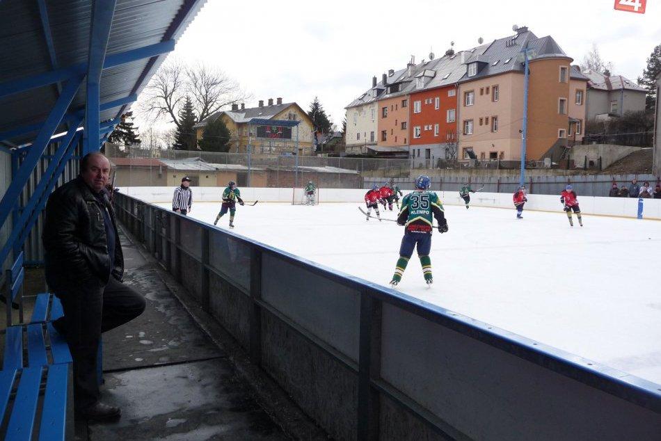 Revúcki hokejisti na turnaji V Čechách