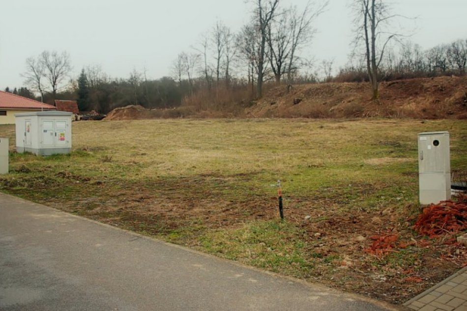 Posledný voľný pozemok v Novej Lutile obrazom: TU môže stáť váš dom