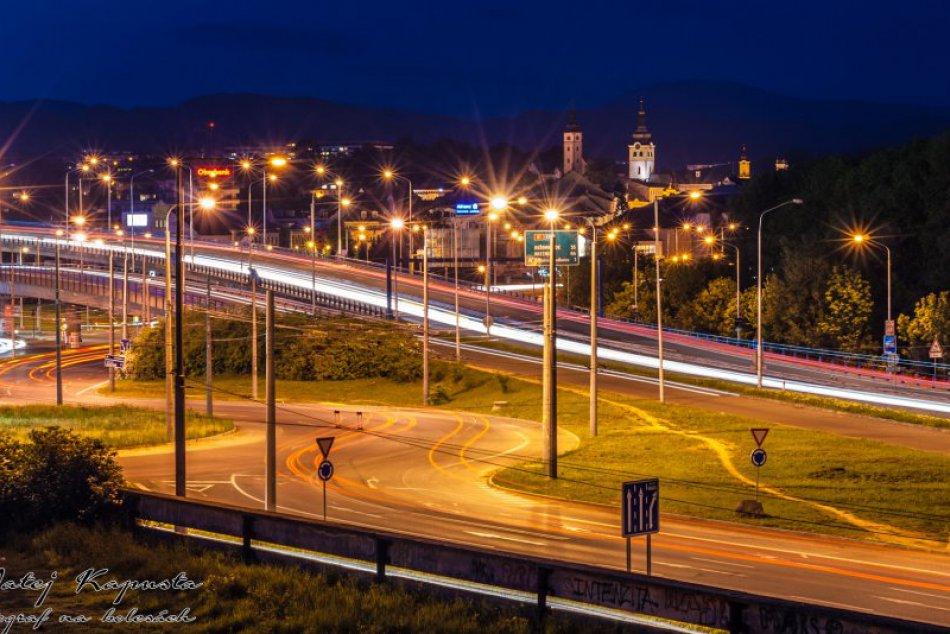 Mesto očami mladého fotografa (26): Takto zachytáva krásy Bystrice držiteľ Ceny