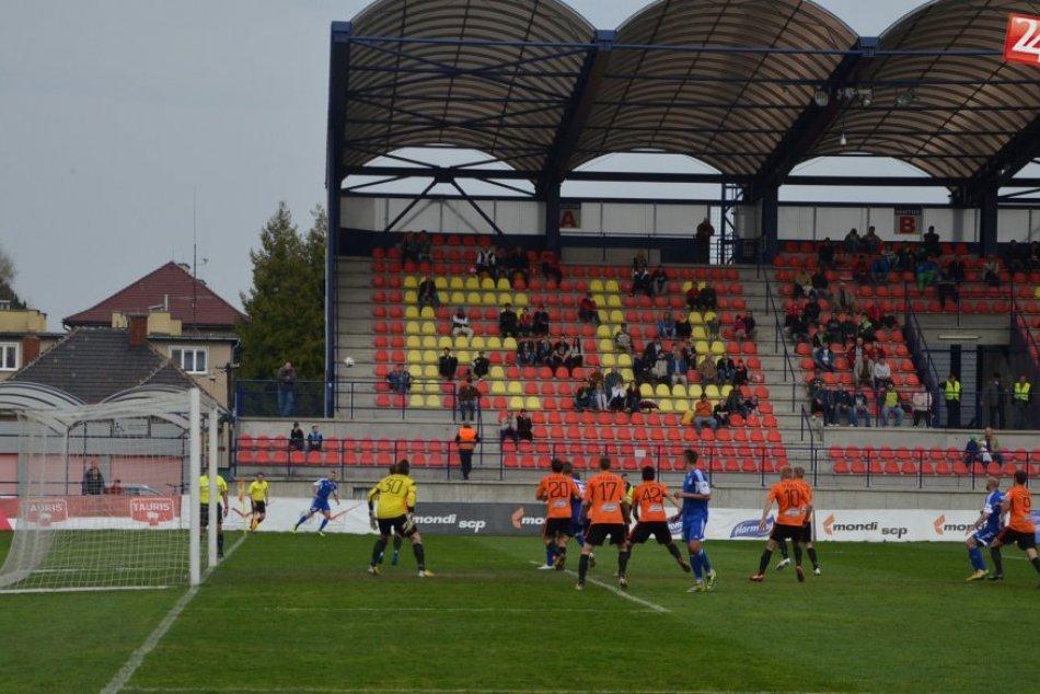 V zápase Dukly s Ružomberkom padol jediný gól: Tri body putovali do Bystrice