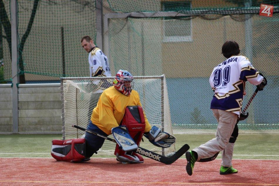 0. ročník hokejbalovej ligy