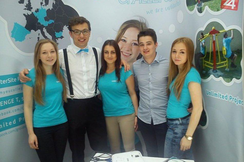 Študentská spoločnosť Challenge T pocestuje na európsky veľtrh: Toto je cesta gy