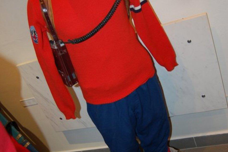25. júna 2014: Vernisáž výstavy Z histórie horskej záchrany v Múzeu J. Kráľa