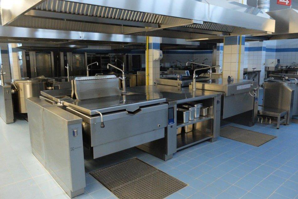 Nemocnica Poprad má novú kuchyňu. Pocítia to pacienti aj zamestnanci