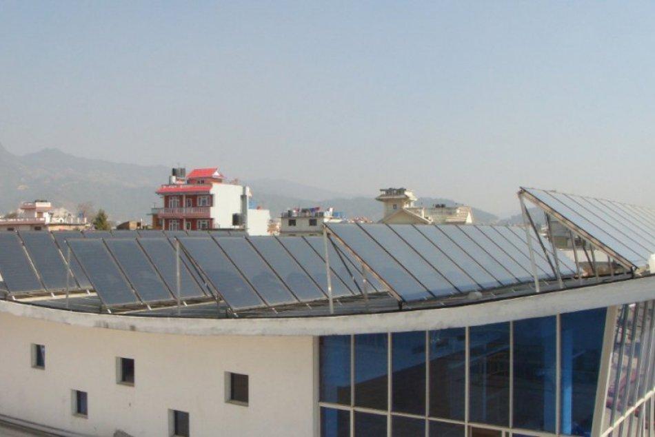 Slnečné kolektory z THERMO|SOLARU Žiar vydržia aj extrémne podmienky