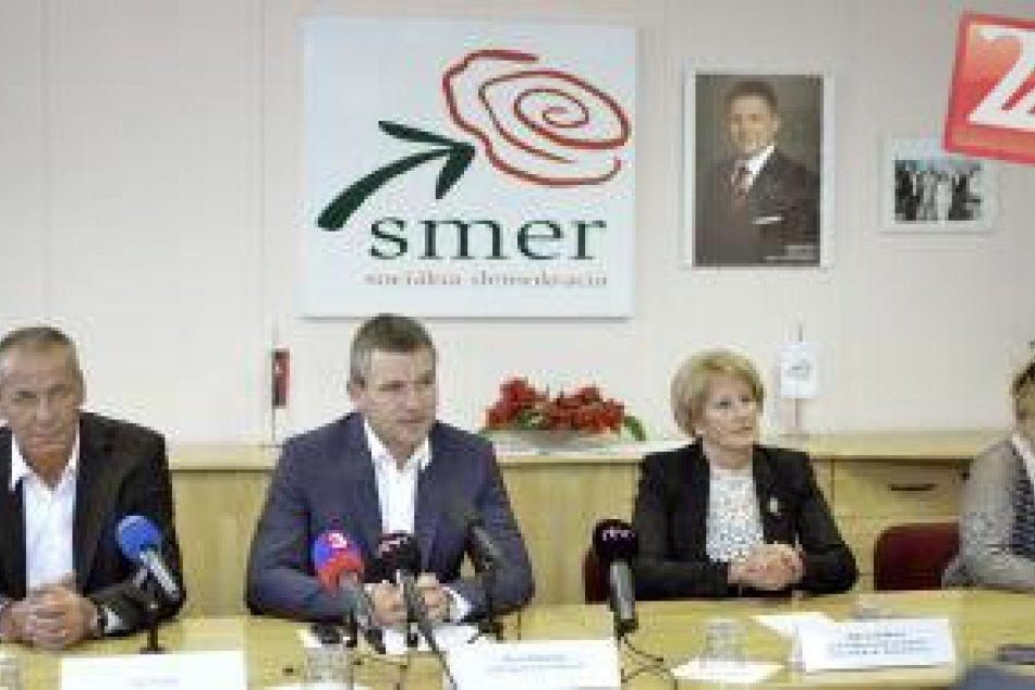 Ján Nosko ide do volieb s podporou SMERu