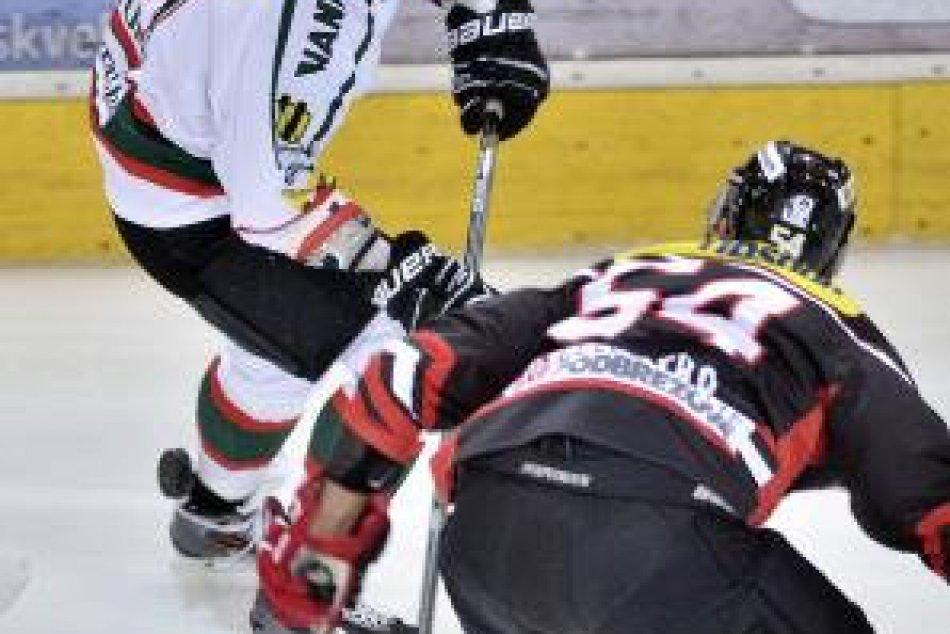 Bystrickí hokejisti zdolali Skalicu na nulu