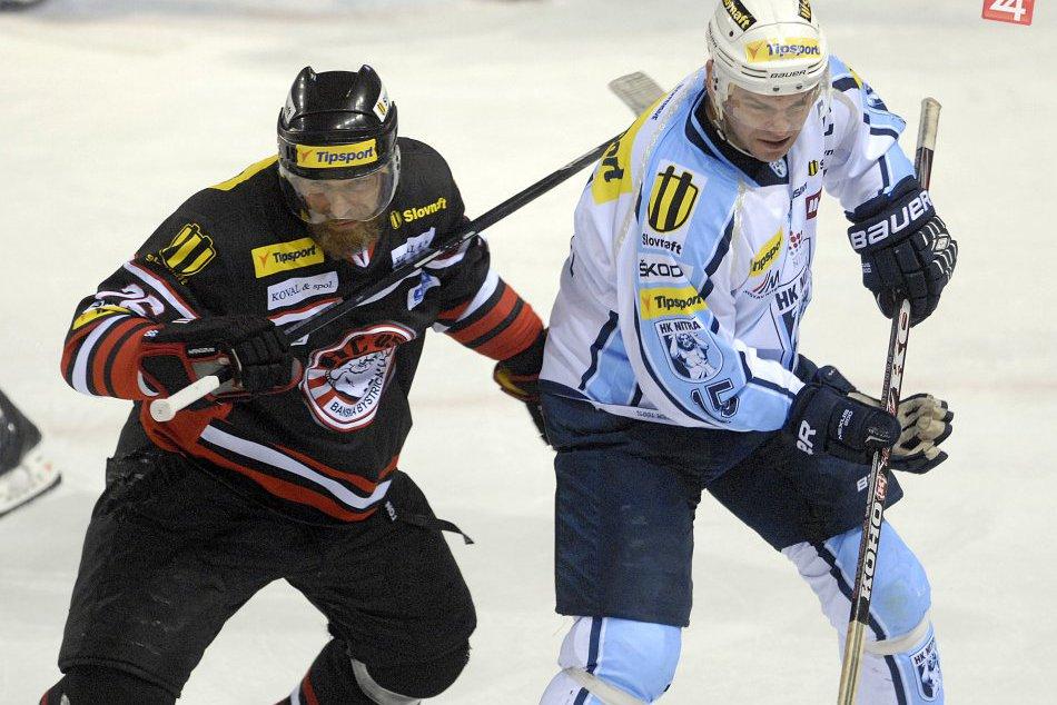 Bystrickí hokejisti pod Urpínom zdolali Nitru najtesnejším rozdielom