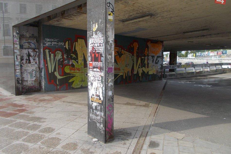 Odpudivé dopravné uzly v Bratislave