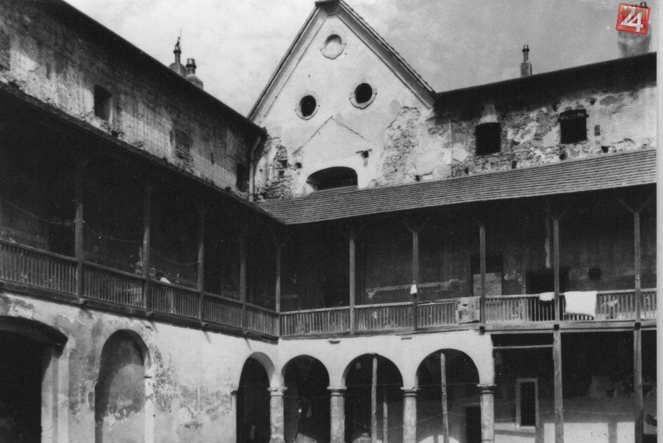 GALÉRIA: Pozrite, ako to kedysi vyzeralo na Zvolenskom zámku