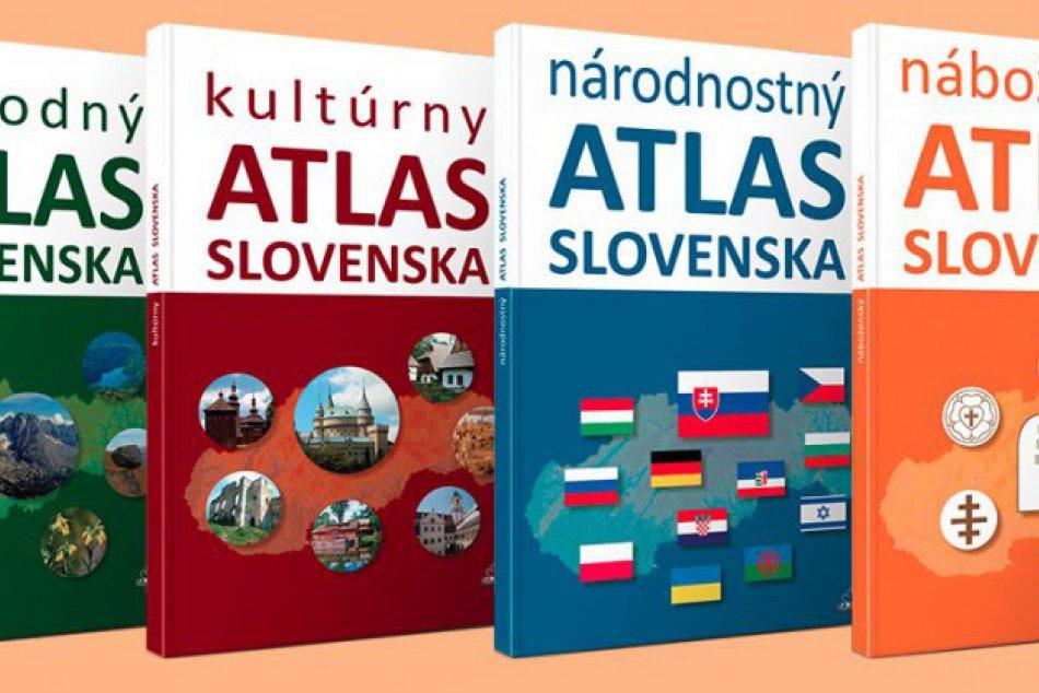 Tip na knihu: Nádherné Slovensko ako na dlani