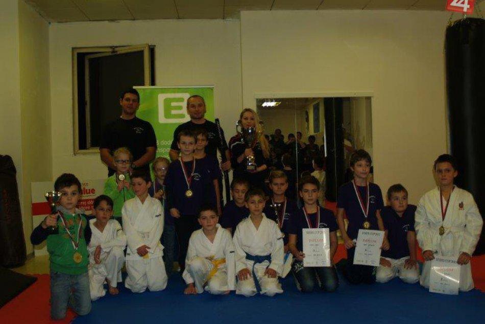 Vianočný turnaj v karate ovládli Revúčania