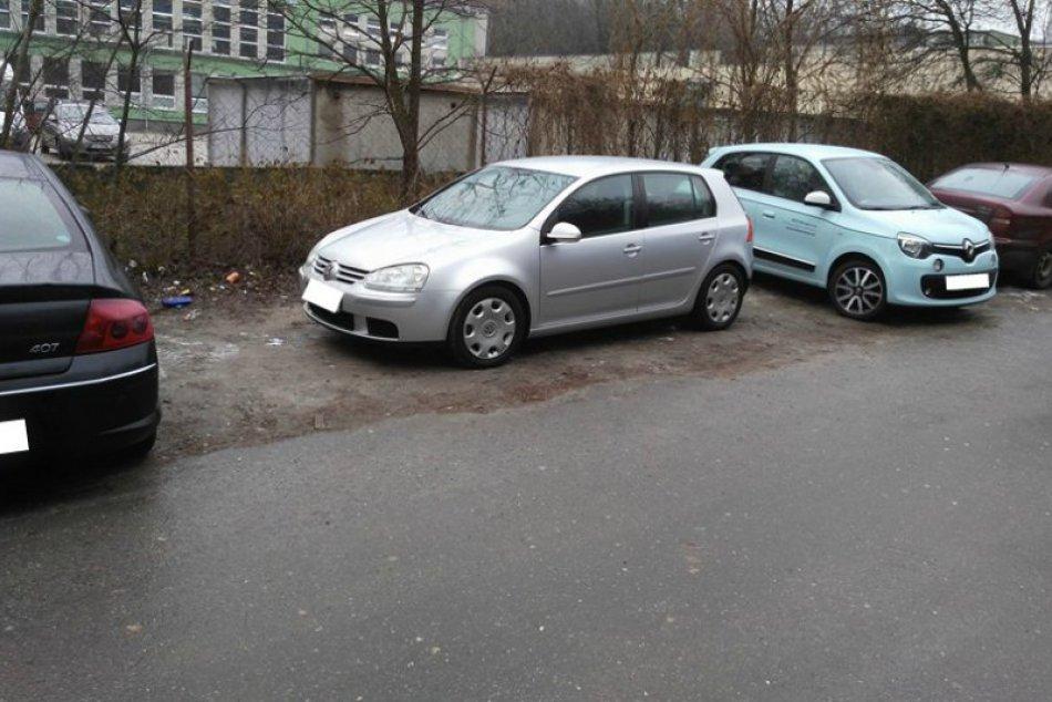 Parkovanie v Bratislave