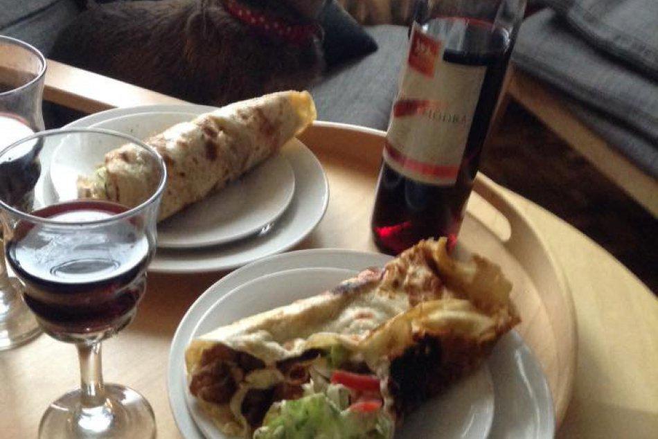 Kebab alebo Falafel za moslimskú komunitu a zdravý rozum