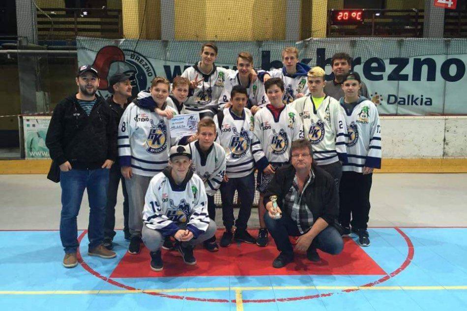 V Spišskej sa rodí ďalší nádejný hokejista