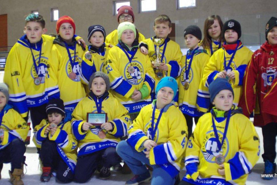 O napínavé momenty nebola núdza: Moravce zažili parádny hokejový turnaj