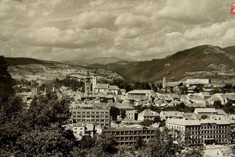 Historické FOTO Banskej Bystrice spred roku 1945