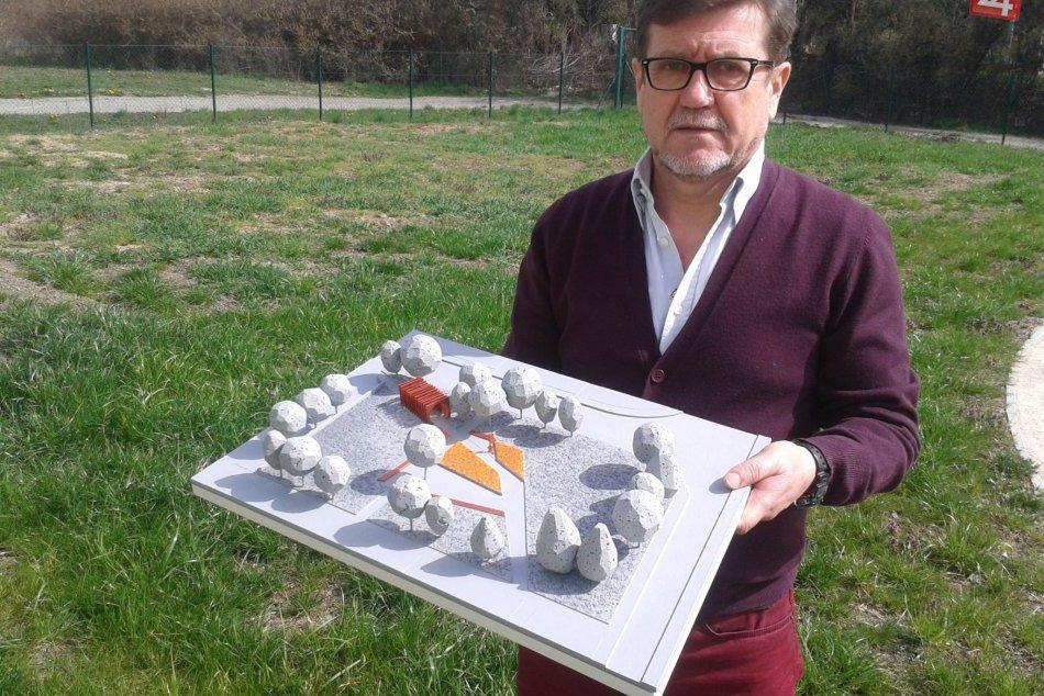 Na Sliači má vyrásť nový pamätník: Pozrite si FOTO
