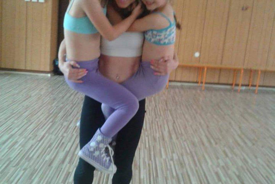 V OBRÁZKOCH: Tanec dievčenskej skupiny hiphop centra Žilina