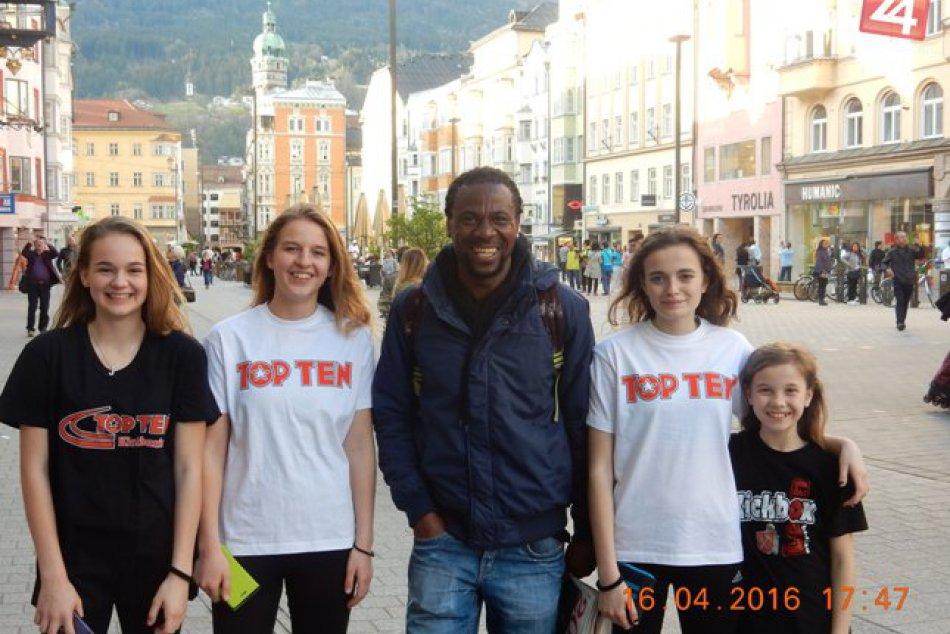 FOTO: Mladé Revúčanky zabodovali. Získali tri medaily zo svetového pohára