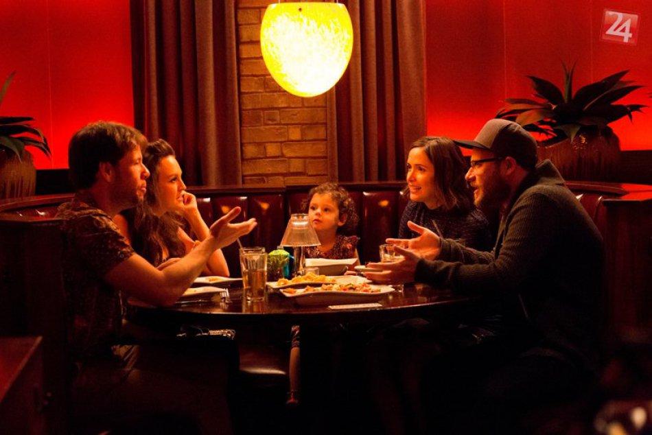 Tip do kina + SÚŤAŽ: Keď je život jedna veľká párty
