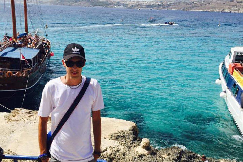 FOTO: Roman z Balogu natáčal svoj videoklip priamo na Malte