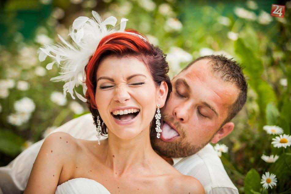 FOTO : Svadobné fotenie v podaní fotografov Šovčíkovcov