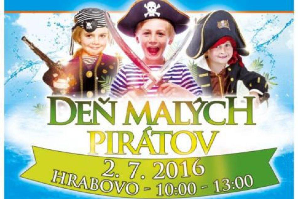 """Hrabovo pri Ružomberku """"napadnú"""" piráti"""