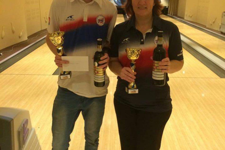 FOTO: Talentovaný Zvolenčan je 5-násobný majster SR v bowlingu