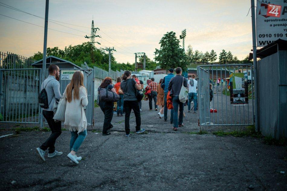 V OBRAZOCH: Bystrický amfík ponúkne filmové lahôdky aj v auguste