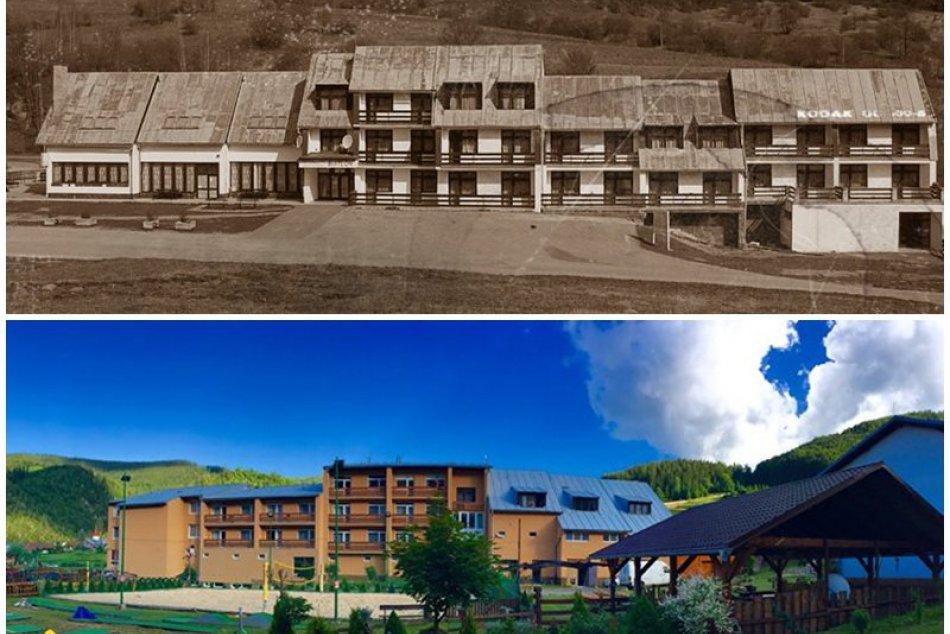 FOTO premeny: Chátrajúcu ubytovňu zmenili na štýlový hotel!