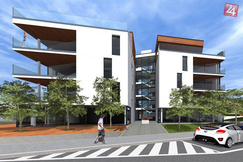 Novostavba v Nitre dostala zelenú: Nachádza sa v pamiatkovej zóne
