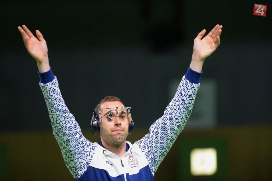 V OBRAZOCH: Úspech strelca Tužinského na olympiáde v Riu