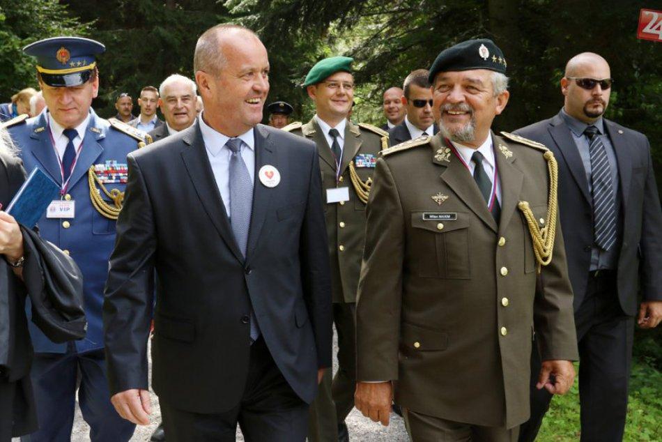 V OBRAZOCH: Stretnutie generácií v Kališti s premiérom aj ministrom obrany